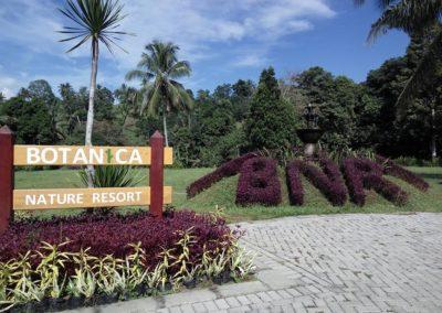 Entrance BNR