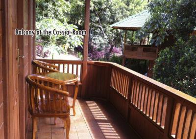 cassia balcony